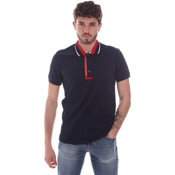 Vêtements Homme Polos manches courtes Gaudi 111GU64105 Bleu