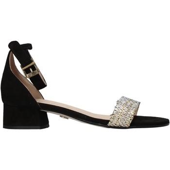Chaussures Femme Sandales et Nu-pieds Carmens Padova 43117 Noir