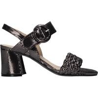 Chaussures Femme Sandales et Nu-pieds Carmens Padova 45109 Noir