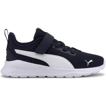 Chaussures Enfant Baskets basses Puma 372009 Bleu