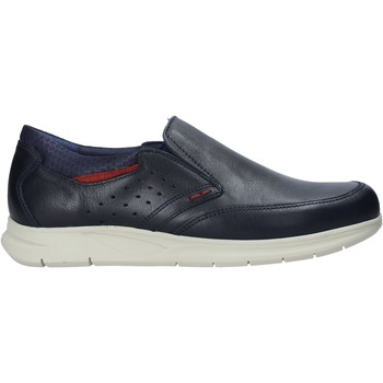 Chaussures Homme Slip ons Rogers 2700 Bleu