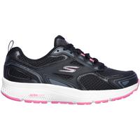 Chaussures Femme Baskets basses Skechers 128075 Noir