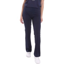 Vêtements Femme Pantalons fluides / Sarouels Key Up 5LI20 0001 Bleu