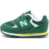 Chaussures Enfant Baskets basses New Balance NBIV393BGR Vert