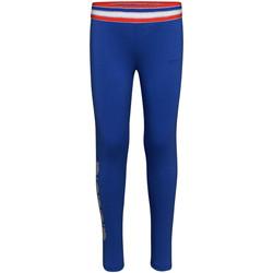 Vêtements Fille Leggings Diadora 102175917 Bleu