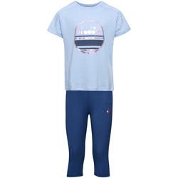 Vêtements Enfant Ensembles enfant Diadora 102175918 Bleu
