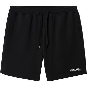 Vêtements Shorts / Bermudas Napapijri NP0A4FHJ Noir