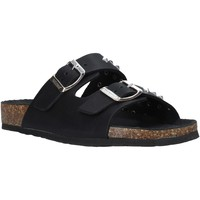 Chaussures Femme Mules Bionatura 10THEDB-I-GAUNER Noir