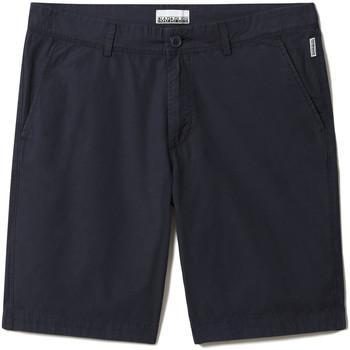 Vêtements Homme Shorts / Bermudas Napapijri NP0A4F9V Bleu