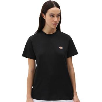 Vêtements Femme T-shirts manches courtes Dickies DK0A4XDABLK1 Noir