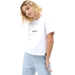 Vêtements Femme T-shirts manches courtes Dickies DK0A4XBAWHX1 Blanc