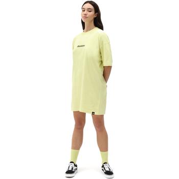 Vêtements Femme Robes courtes Dickies DK0A4XB8B541 Jaune