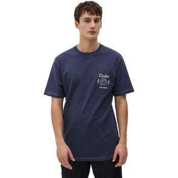 Vêtements Homme T-shirts manches courtes Dickies DK0A4X9NNV01 Bleu