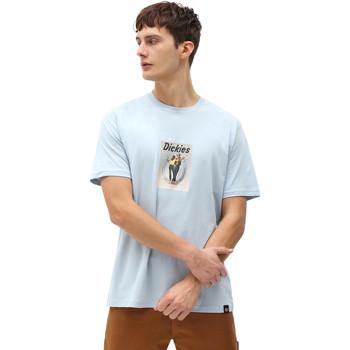 Vêtements Homme T-shirts manches courtes Dickies DK0A4X9IB551 Bleu