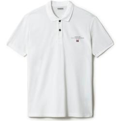 Vêtements Homme Polos manches courtes Napapijri NP0A4FA2 Blanc