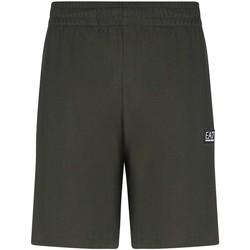 Vêtements Homme Shorts / Bermudas Ea7 Emporio Armani 3KPS53 PJ7BZ Vert