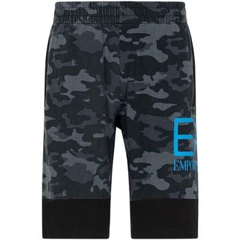 Vêtements Homme Shorts / Bermudas Ea7 Emporio Armani 3KPS60 PJ5BZ Noir