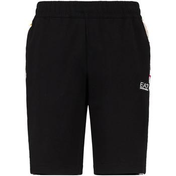 Vêtements Homme Shorts / Bermudas Ea7 Emporio Armani 3KPS81 PJ05Z Noir