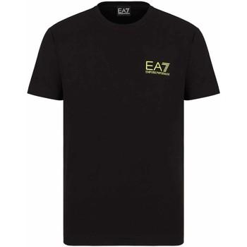 Vêtements Homme T-shirts manches courtes Ea7 Emporio Armani 3KPT06 PJ03Z Noir
