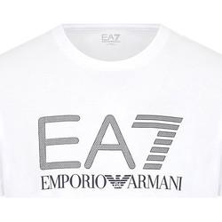 Vêtements Homme T-shirts manches courtes Ea7 Emporio Armani 3KPT81 PJM9Z Blanc