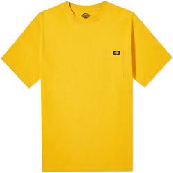 Vêtements Homme T-shirts manches courtes Dickies DK0A4TMOB591 Jaune