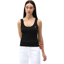 Vêtements Femme Débardeurs / T-shirts sans manche Dickies DK0A4XB9BLK1 Noir