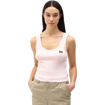 Vêtements Femme Débardeurs / T-shirts sans manche Dickies DK0A4XB9LPI1 Rose