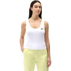 Vêtements Femme Débardeurs / T-shirts sans manche Dickies DK0A4XB9WHX1 Blanc