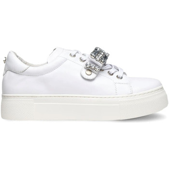 Chaussures Femme Baskets basses Cult CLE104267 Blanc