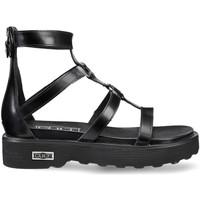Chaussures Femme Sandales et Nu-pieds Cult CLE104333 Noir