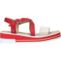 Chaussures Femme Sandales et Nu-pieds IgI&CO 5189033 Rouge