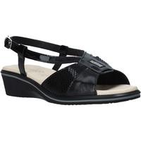 Chaussures Femme Sandales et Nu-pieds Susimoda 270414 Noir
