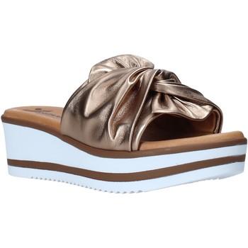 Chaussures Femme Mules Susimoda 1909 Marron