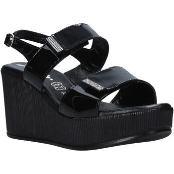 Chaussures Femme Sandales et Nu-pieds Susimoda 390241 Noir