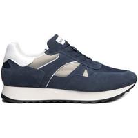 Chaussures Homme Baskets basses NeroGiardini E101980U Bleu