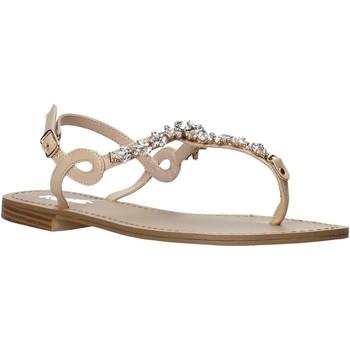 Chaussures Femme Sandales et Nu-pieds Keys K-5100 Beige