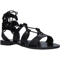 Chaussures Femme Sandales et Nu-pieds Keys K-4880 Noir
