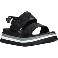 Chaussures Femme Sandales et Nu-pieds Keys K-4950 Noir