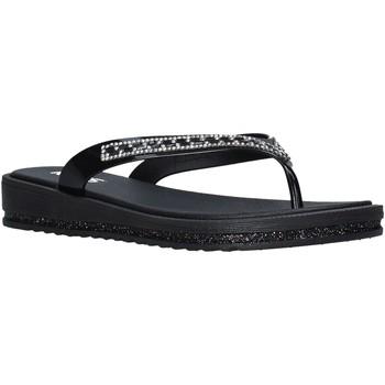 Chaussures Femme Tongs Keys K-5000 Noir