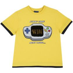Vêtements Enfant T-shirts manches courtes Chicco 09067292000000 Jaune