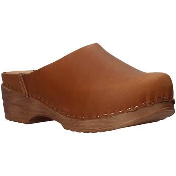 Chaussures Femme Sabots Bionatura 77C2072-T-GAUBRA Marron