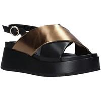 Chaussures Femme Sandales et Nu-pieds Apepazza S1ZAFIRA02/LEA Noir