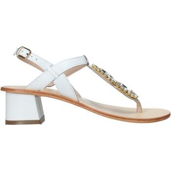 Chaussures Femme Sandales et Nu-pieds Keys K-5170 Blanc