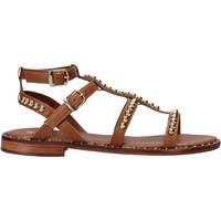 Chaussures Femme Sandales et Nu-pieds Keys K-5060 Marron