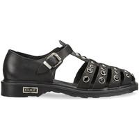 Chaussures Femme Sandales et Nu-pieds Cult CLE104038 Noir