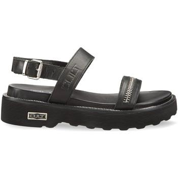Chaussures Femme Sandales et Nu-pieds Cult CLW328700 Noir