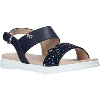 Chaussures Fille Sandales et Nu-pieds Miss Sixty S21-S00MS963 Bleu