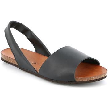 Chaussures Femme Sandales et Nu-pieds Grunland SB1623 Noir
