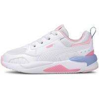 Chaussures Enfant Baskets basses Puma 374192 Blanc