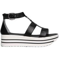 Chaussures Femme Sandales et Nu-pieds NeroGiardini E115713D Noir